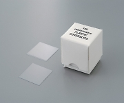 Plastic Cover Glass 22 x 22mm 100 Pieces x 10 Boxes 12-547