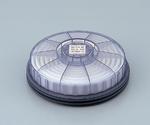 防塵マスク 1180-05型用 LAS51アルファリングフィルタ