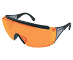 Laser Shielding Safety Glasses (1/100 Decay Partial Transmission) Argon and others