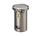 Inner Container Type Stainless Steel Pressurizing Container 2.5L TA100N