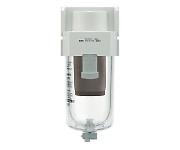 [取扱停止]エアーフィルター マイクロミストセパレーター Rc3/8 AFD30-03-A