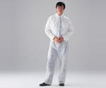 ディスポ不織布製つなぎ服