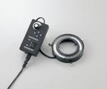 双眼実体顕微鏡用LED落射照明(リングランプ)MIC-096Q