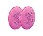 防毒マスク 交換用ろ過材 2091 2091(交換用ろ過材)