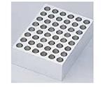 Ultracold Aluminum Block Thermostatic Bath Aluminum Block for Microtube 1.5mL