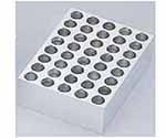 Ultracold Aluminum Block Thermostatic Bath Cryo Tube x 40 Holes x40