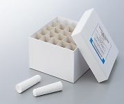 Glass Cylindrical Filter Paper Φ25 x 90mm 25 Pieces 2814-259