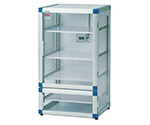 Frost Dry Desiccator 574 x 611 x 1020mm Reinforced Plastic Shelf and others