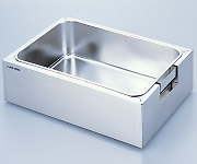 Stainless Steel Water Tank Square Type 22L without Cover and others