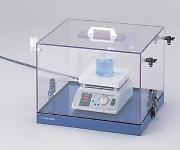 ホットプレート用ガス置換ボックス