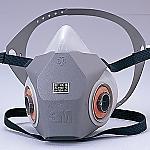 [取扱停止]防毒マスク S 6000DDSR