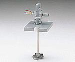 エアーミキサー 300~2000rpm ペンキ缶ふた付 ペンキ缶フタ付ミキサー(M05-1800BF)