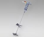 エアーミキサー 80~450rpm 固定取付型 M05-600DN(固定取付型)