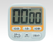 [Out of stock]Large Screen Timer With Clock T-140・OR T-140OR
