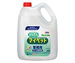 かんたんマイペット 業務用 4.5L ホール用洗剤 021168