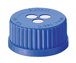 Bottle Caps (Blue, For GL45) Opening Plug Check Cap For DURAN Bottle 10 Pieces and others