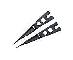 ESD Tweezers Replacement Tip For P-641-S (2 Tips 1 Set) P-641S-1