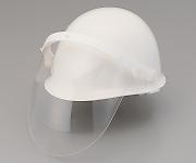 CRヘルメット シールド面 520 白 VS-25 520白VS-25