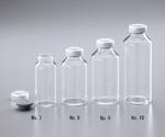 広口バイアル瓶(ゴム栓アルミキャップ付き)等