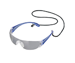 JIS Lightweight Protective Glasses With Strap Blue and others
