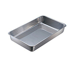 Stainless Steel Square Tray (Antifouling treatment) (592 x 429 x 112mm) and others