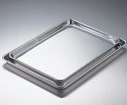 Stainless Steel Sahallow type Tray (Antifouling treatment) inch 222 x 157 x 16mm and others