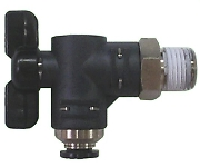 Clean Air System Ball Valve BVLC06-02