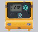 装着型ガス濃度計 校正証明書付