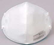 [Discontinued]Disposable Dustproof Mask DS2 10 Pieces and others