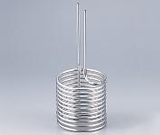 自立コイル式熱交換器(ステンレス)