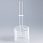 自立コイル式熱交換器(フッ素樹脂)等