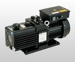 小型油回転真空ポンプGLD-137CC+ポンプ用カート