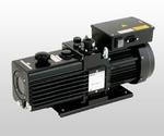 小型油回転真空ポンプGLD-202BB+ポンプ用カート