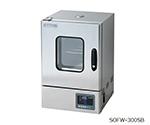定温乾燥器(強制対流方式) ステンレスタイプ・窓付き SOFWシリーズ 出荷前点検検査書付
