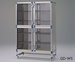 Gas Substitution Desiccator (Stainless Steel) and others