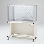 [Discontinued]HEPA Hood Horizontal Airflow Type without Sash x 825 x 1555 1200