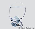 防毒マスク(有機ガス用) 本体 Sサイズ GH715S