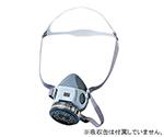 防毒マスク(有機ガス用) 本体 Mサイズ GH715M