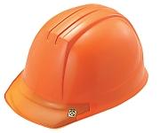 ヘルメット オレンジV4 ST#141-EZV
