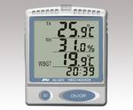 熱中症指数モニター(壁掛・卓上型) AD-5693
