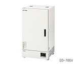 ETTAS 定温乾燥器 (タイマー・自然対流式) EO-700V 135L (出荷前点検検査書付き)