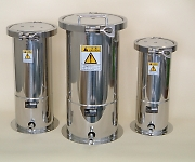 Wide Opening Stainless Steel Pressurizing Container 1L and others