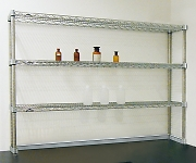 Laboratory Bench Shelf Set and others
