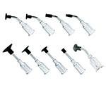 Vacuum Tweezers 9 Pieces Set VCS-9-B