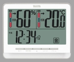 Digital Thermo-Hygrometer TT538WH White...  Others