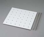 デシケーター予備棚板 強化プラスチック棚 490×460mm 予備棚板(強化プラスチック製)