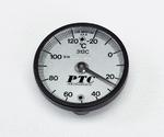 バイメタル表面温度計等