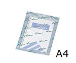 クリーンルームノートブック A4螺旋とじ A4(螺旋とじ)