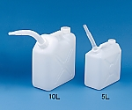 Flat Square Can (2 Ports) 5L 1049-31 and others