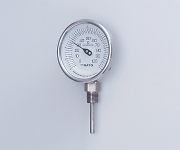 バイメタル式温度計等